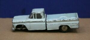 Hubley-Real-Toys-RT-320-1960-Chevy-Fleetside-Pickup-Light-Blue-1-58-1960
