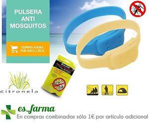bracelet anti moustiques naturel citronnelle r pulsif insectes moustiques ebay. Black Bedroom Furniture Sets. Home Design Ideas