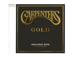 XRCD-CD-UMG-A-amp-M-602498450765-The-Carpenters-GOLD-2000-JAPAN-OOP-NM