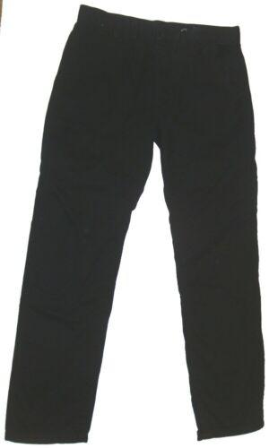MEXX Jeans Uomo Pantaloni Bw 5 Pocket Lang Nero Oliva BOTTONI COTONE NUOVO