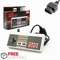 NEW CLASSIC CONTROLLERS FOR NINTENDO NES 8 BIT SYSTEM CONSOLE CONTROL GAMEPAD