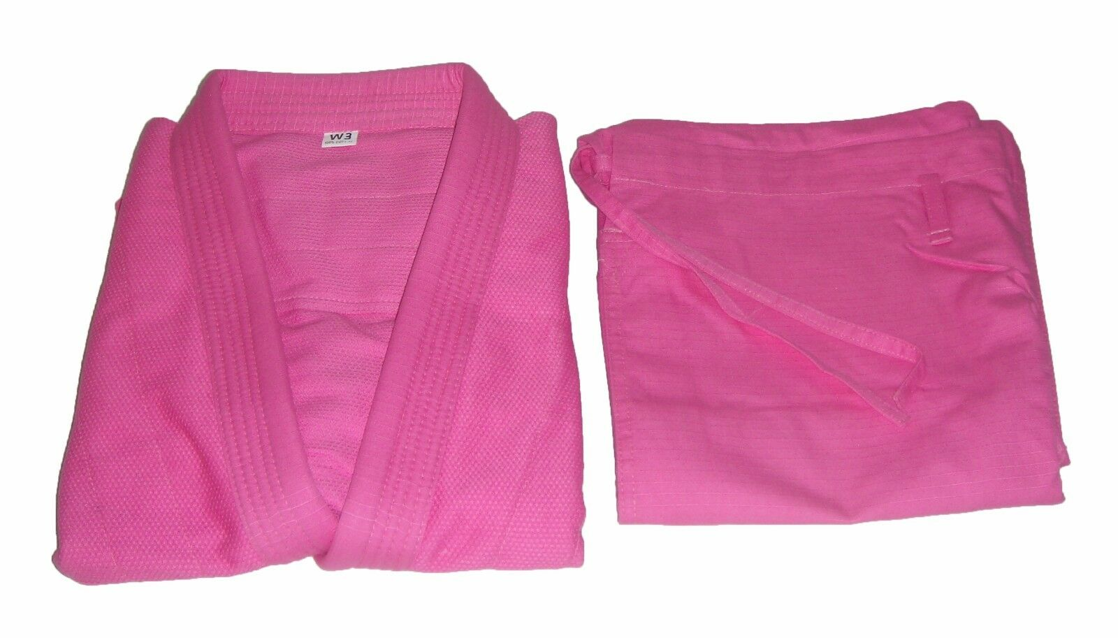 Brazilian  Jiu Jitsu Gi for Womens - PINK Pearl Weave PreShrunk  FREE SHIPPING   cheapest