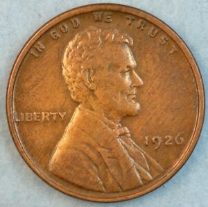 1926-P-Lincoln-Wheat-Cent-UNCIRCULATED-BROWN-Color-UNC-FAST-S-amp-H-34030