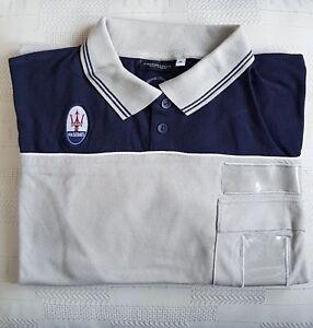 Maglietta-Polo-uomo-Maserati