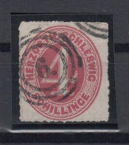 X2253-GERMANY-SCHLESWIG-MI-3-USED-CERTIFICATE-CV-660