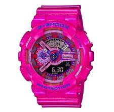 Casio G Shock *GA110MC-4A Anadigi Multi Color Dial Pink Gshock COD PayPal