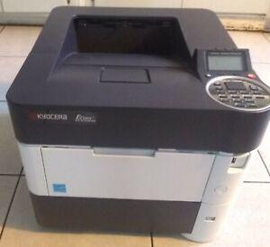 Kyocera ECOSYS FS-4200dn Monochrome Laser Printer.  Only 50K Prints Total
