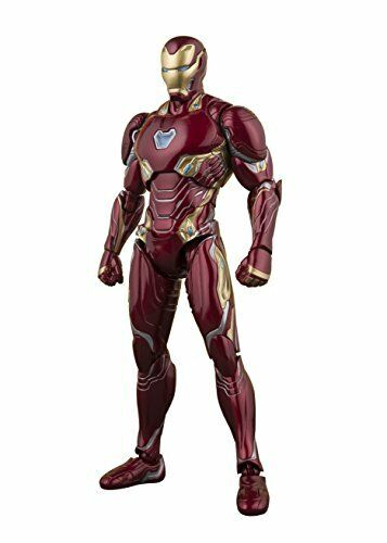 S.H. Figuarts Avengers Iron Man Mark 50 (Avengers   Infinity War) about 155mm PV