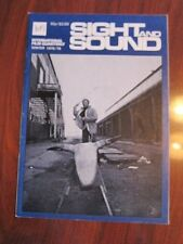 Sight & Sound 1976 Pasolini Haskel Wexler Antonioni India Song King Hu