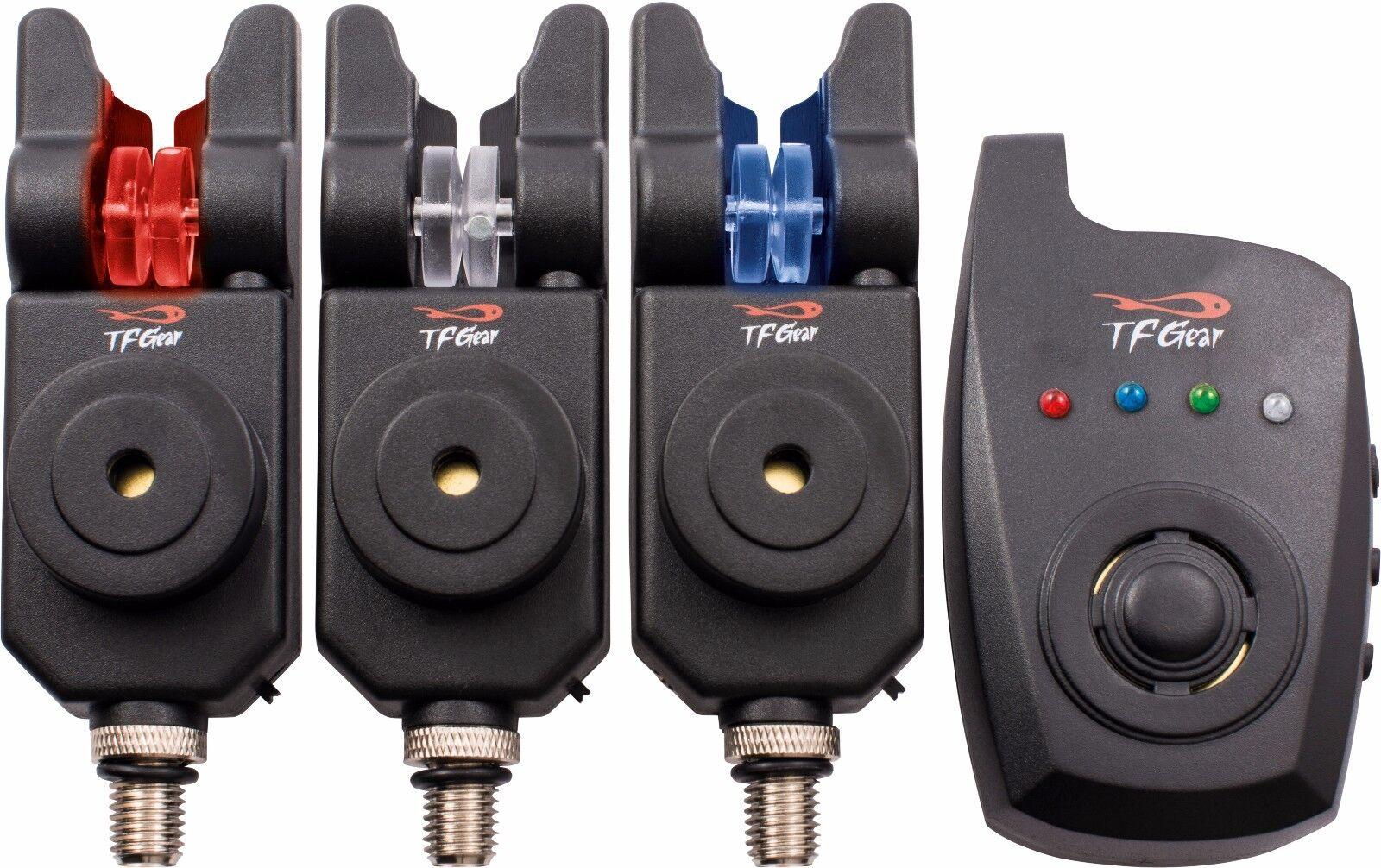 TF Gear Magcorrerener Ignite Pesca della autopa tuttiarme Set EX DEMO 3 PLUS 1 TFG Mag correrener