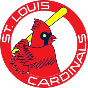 St Louis Cardinals vinyl sticker for skateboard luggage laptop tumblers car b