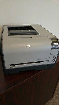 HP Color LaserJet CP1518NI Printer w Low Page Count CC378A