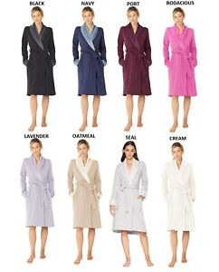 1de4aecfa8 NEW UGG Duffield II Cozy Soft Shawl-Collar Spa Women s Robe Bathrobe ...