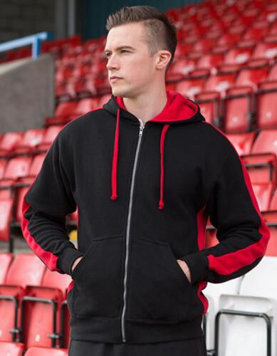 Hales FULL Zip Hoodietrovare