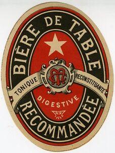 034-BIERE-DE-TABLE-DIGESTIVE-RECOMMANDEE-CM-034-Etiquette-chromo-originale-fin-1800