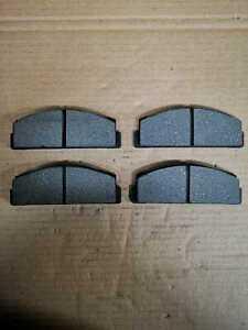 Pastiglie-Pattini-Freno-Anteriore-AUTOBIANCHI-A111-A112-Abarth-FIAT-124-127-X1-9