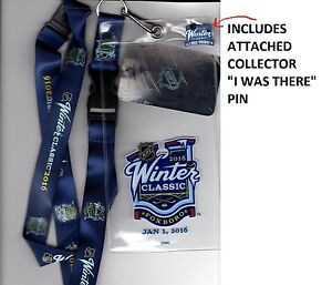 WINTER-CLASSIC-BOSTON-BRUINS-MONTREAL-CANADIENS-TICKET-LANYARD-USE-FOR-2017