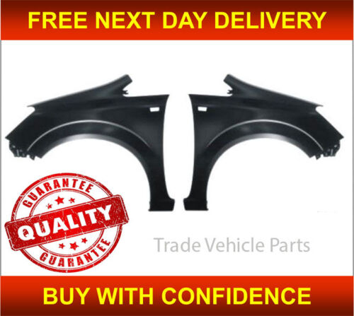 VAUXHALL ZAFIRA B 2005-2014 FRONT WING PAIR LEFT /& RIGHT NEW INSURANCE APPROVED