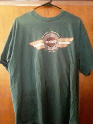 Harley Davidson 1994.T shirt Littleton NH Mens XLa