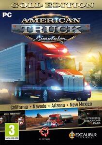 american truck simulator free mac