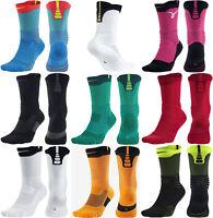 Nike Elite Versatility Basketball Crew Socks