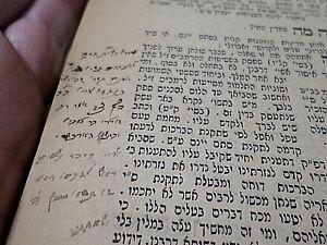 1884-Antique-Jewish-Book-Manuscript-Rabbi-034