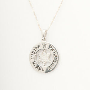 Gold-and-Silver-Religious-Necklace-With-Pendant-with-Hebrew-BIBLE-Quote-23