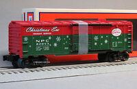 Lionel North Pole Central Ice Car 12 Blocks O Gauge Train Santa Station 6-82053