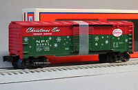 Lionel North Pole Central Ice Car 12 Blocks O Gauge Train Santa Station 6-82053