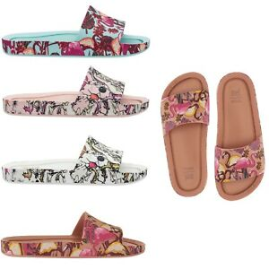 Mini-Melissa-Girls-Kids-Mel-Beach-Slide-3DB-Summer-Sandals-Slides-Slippers-NEW
