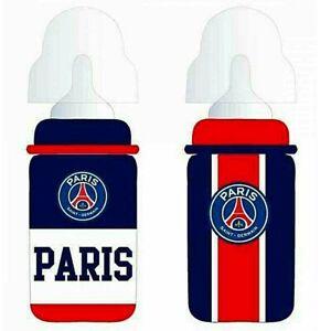 PSG-Paris-saint-Germain-Packs-de-2-biberons-Biberons-PSG