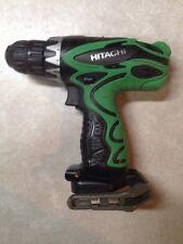 Hitachi DS12DVF3 Cordless Drill 12v
