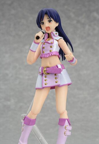 Figma 208 Chihaya Kisaragi The Idolmaster Anime Action Figure Max Factory Japan