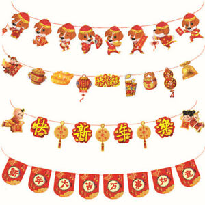 EE-HAPPY-CHINESE-NEW-YEAR-BUNTING-BANNER-HANGING-PARTY-SUPPLY-GARLAND-DECOR-NIC