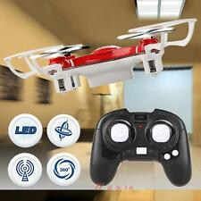 4 Channel 4 Axis Nano RC Quadcopter Small Quad Mini Drone UFO R/C for Kids Gift
