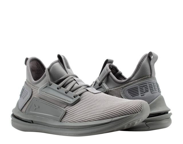 sew Recover main  PUMA Ignite Limitless SR Men's Running Shoes 9 Quiet Shade for sale online  | eBay