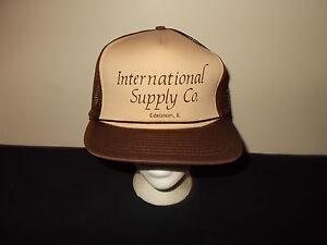 VTG-1980s International Supply Co  Edelstein Illinois