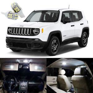 2019 jeep renegade interior lights