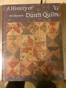 An Moonen Quilts.Details About A History Of Dutch Quilts