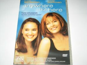 ANYWHERE-BUT-HERE-DVD-R4-NEW