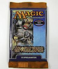 Magic the Gathering Apokalypse Booster deutsch MtG