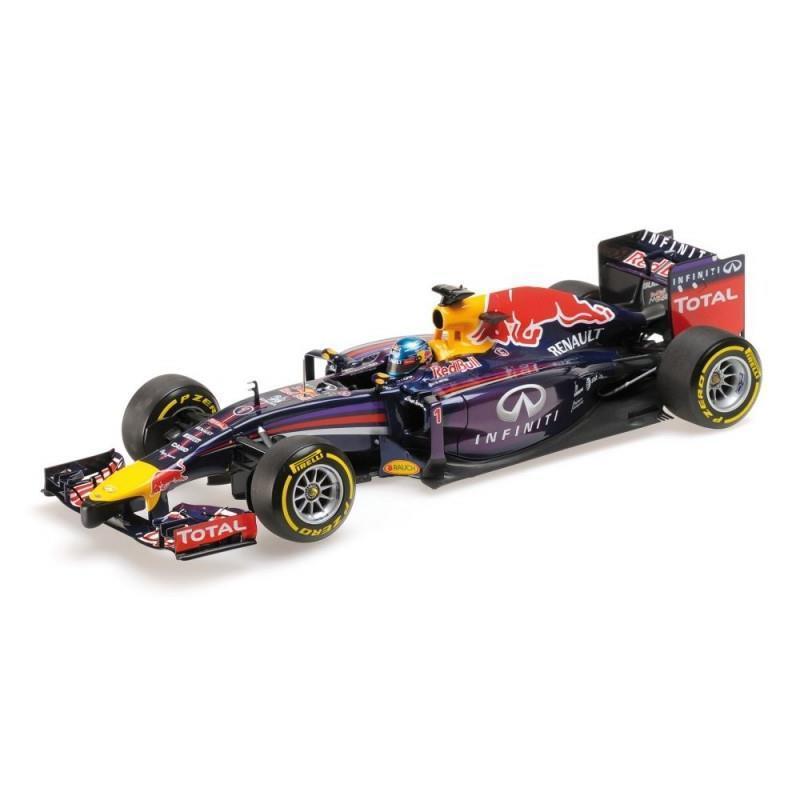 MINICHAMPS   Infiniti Red Bull Racing 1 18 1 18
