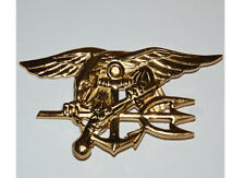 US Army Navy Seals Badge Hat pin  Insignia Visor Hat Marines USMC WK2 WKII WW2