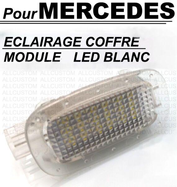 1 X Leds Led Smd Eclairage Blanc Coffre Malle Interieur Mercedes X204 Classe Glk