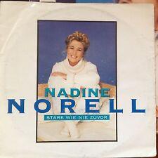 7'Nadine Norell(Norelle)   Stark wie nie zuvor/Es gibt ein Irgendwann   1994!!