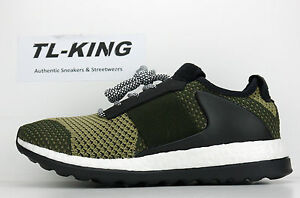 ab3ab9573 Adidas Day One ADO Pure Boost ZG Primeknit PK Olive Black White ...