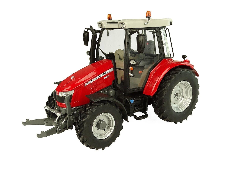 Massey Ferguson 5713 S tracteur 1 32 DIECAST Modèle par Universal Hobbies UH5305