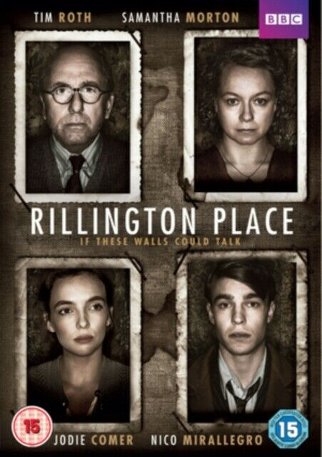 Nuevo Rillington Place - Completo Mini Series DVD