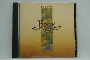 Berlin-Best-of-Berlin-1979-1988-CD-Album-Take-My-Breath-Away-RARE