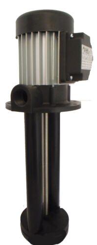 Leistung 145 l//min Kühlmittelpumpe SAP PA 150 Tauchpumpe Tauchtiefe 150 mm